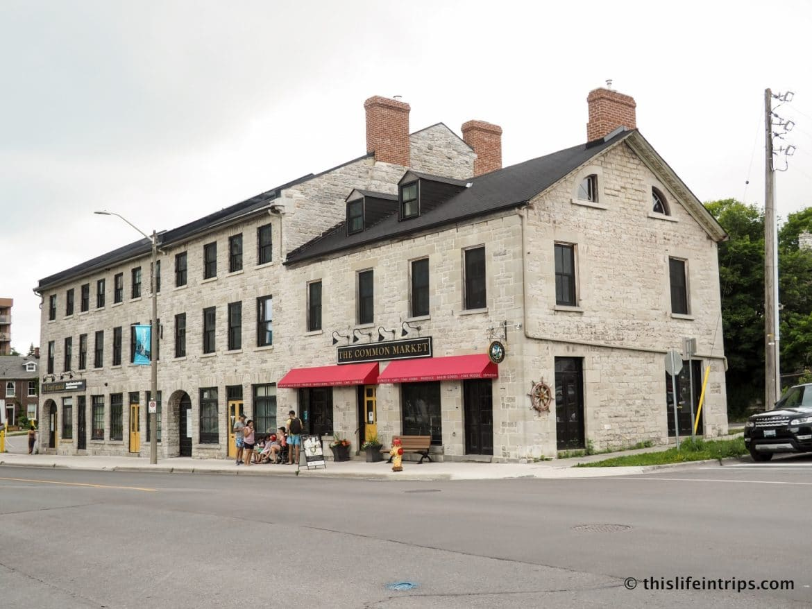 Discovering Kingston Ontario