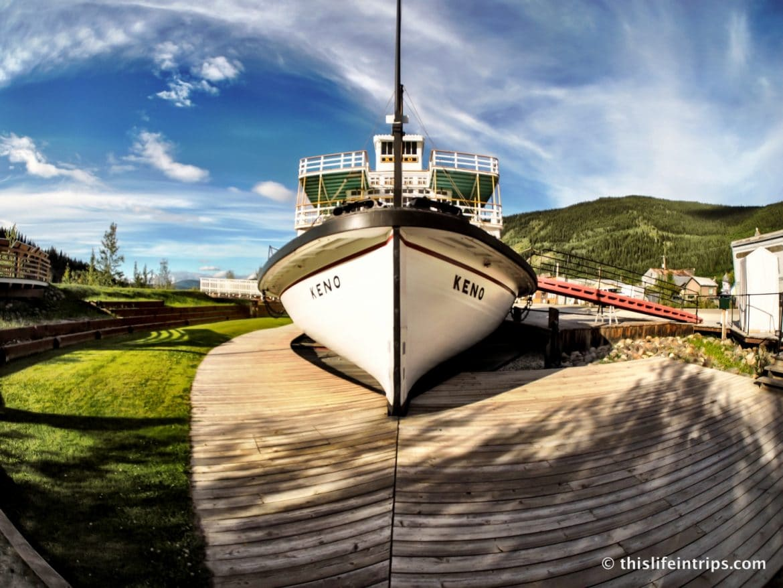 Visiting Dawson City, Yukon - Capital of the Klondike