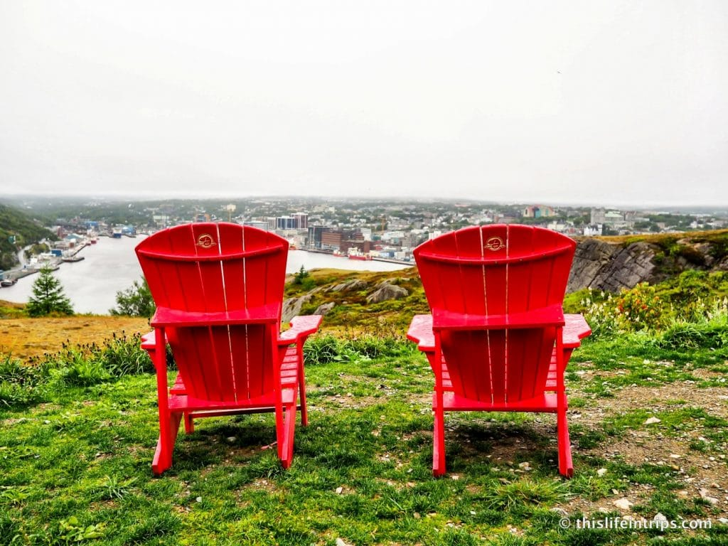 What to do in St. John's Newfoundland When the Fog Rolls in