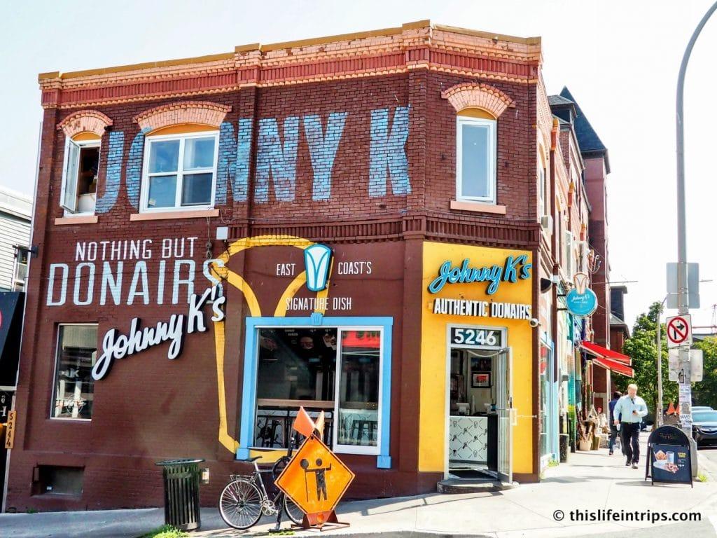 Halifax Highlights in 3 Days | Johnny K's