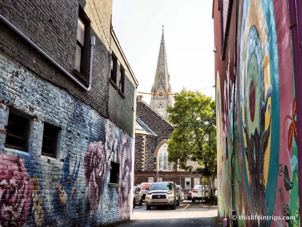 Halifax Highlights in 3 Days | street art