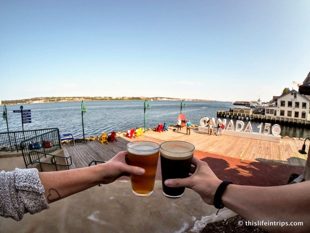 Halifax Highlights in 3 Days | Beer