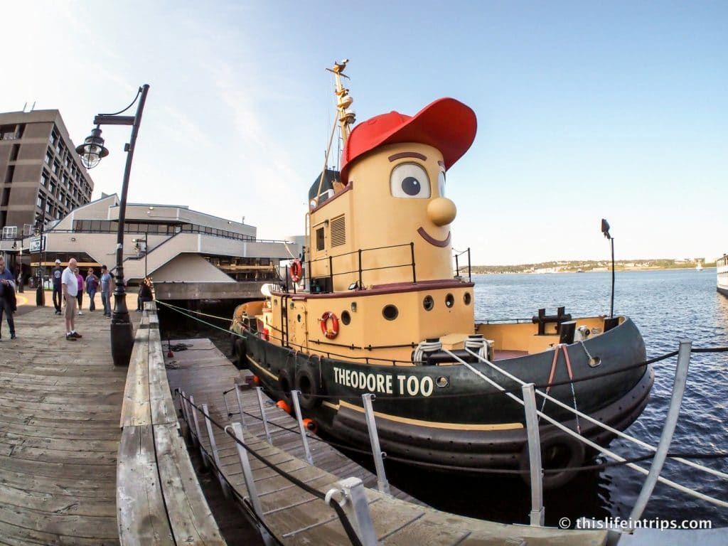 Halifax Highlights in 3 Days   Theodore Too