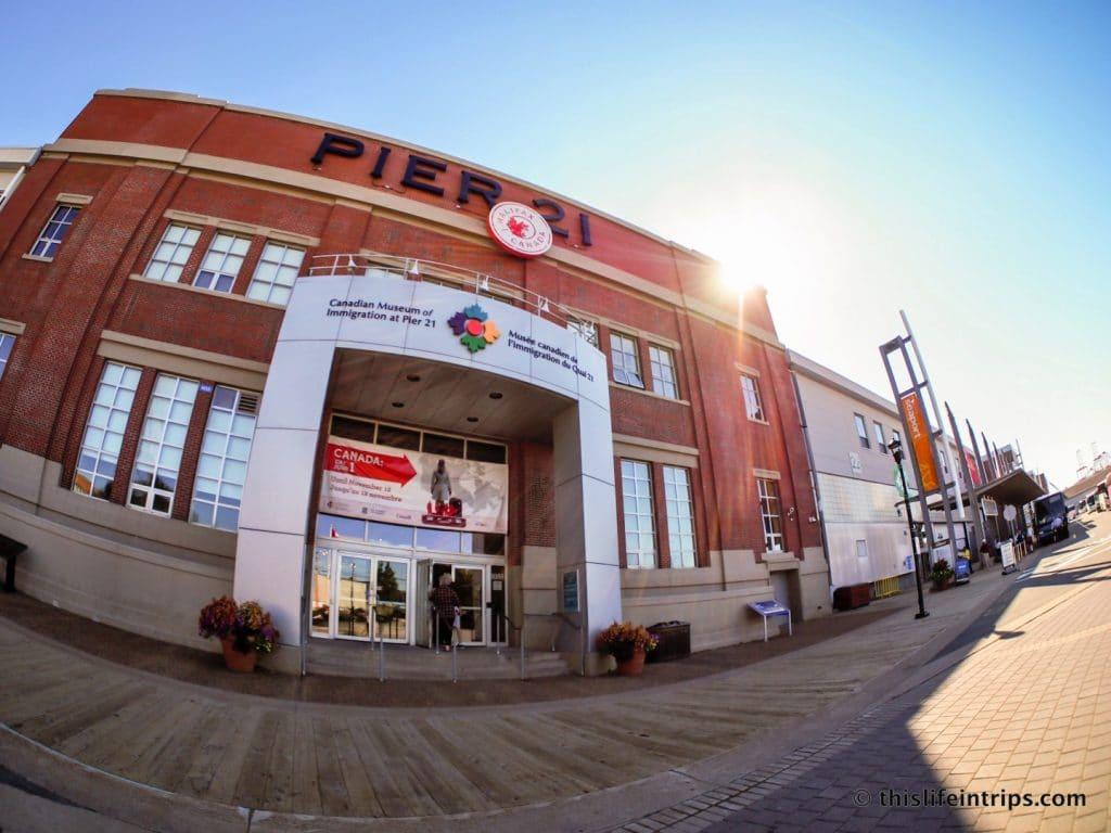 Halifax Highlights in 3 Days | Pier 21