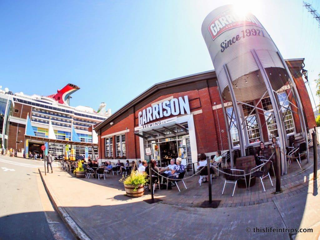 Halifax Highlights in 3 Days | Garrison Brewery
