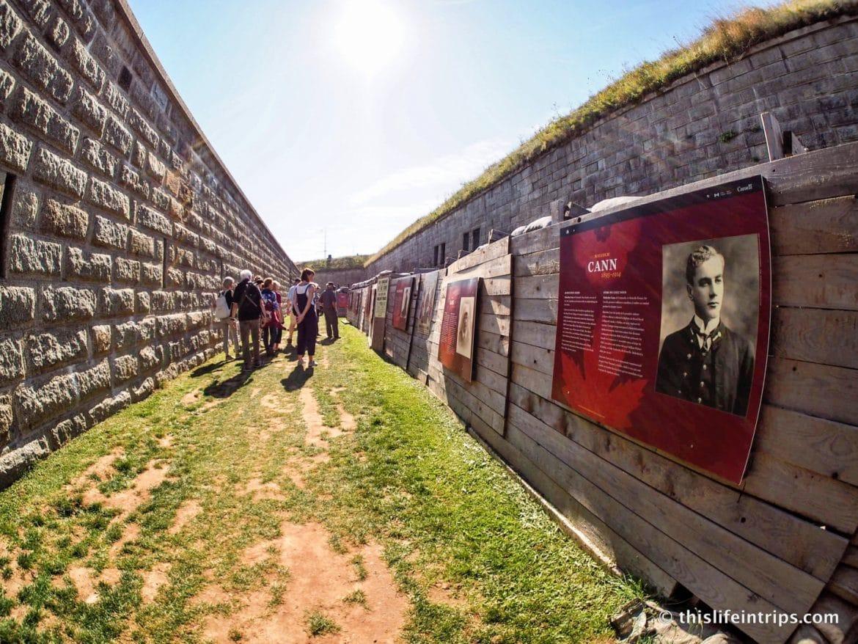 Halifax Highlights in 3 Days | Citadel Hill