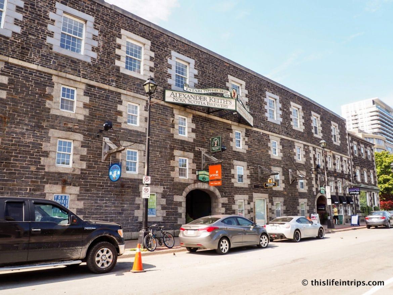 Halifax Highlights in 3 Days | Alexander Keith's