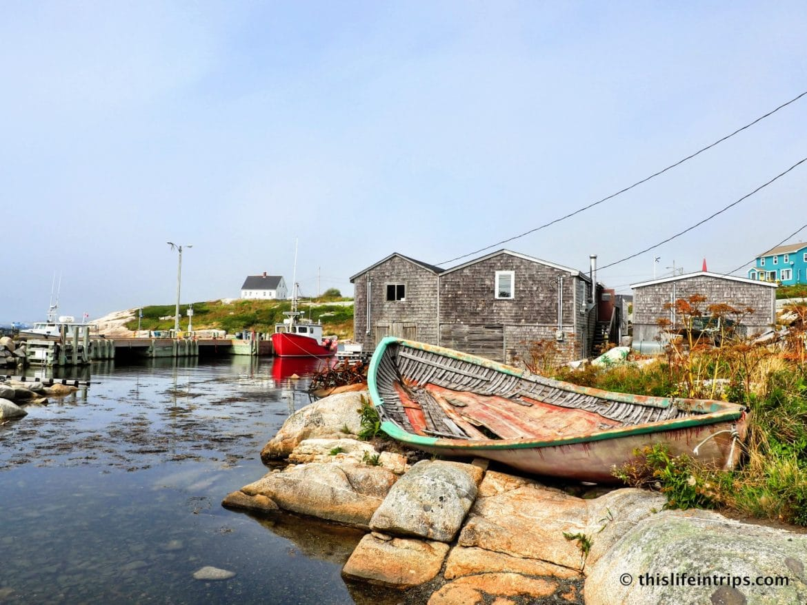 Halifax Highlights in 3 Days | Peggy's Cove