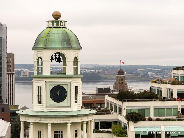 Halifax Highlights in 3 Days | Town Clock