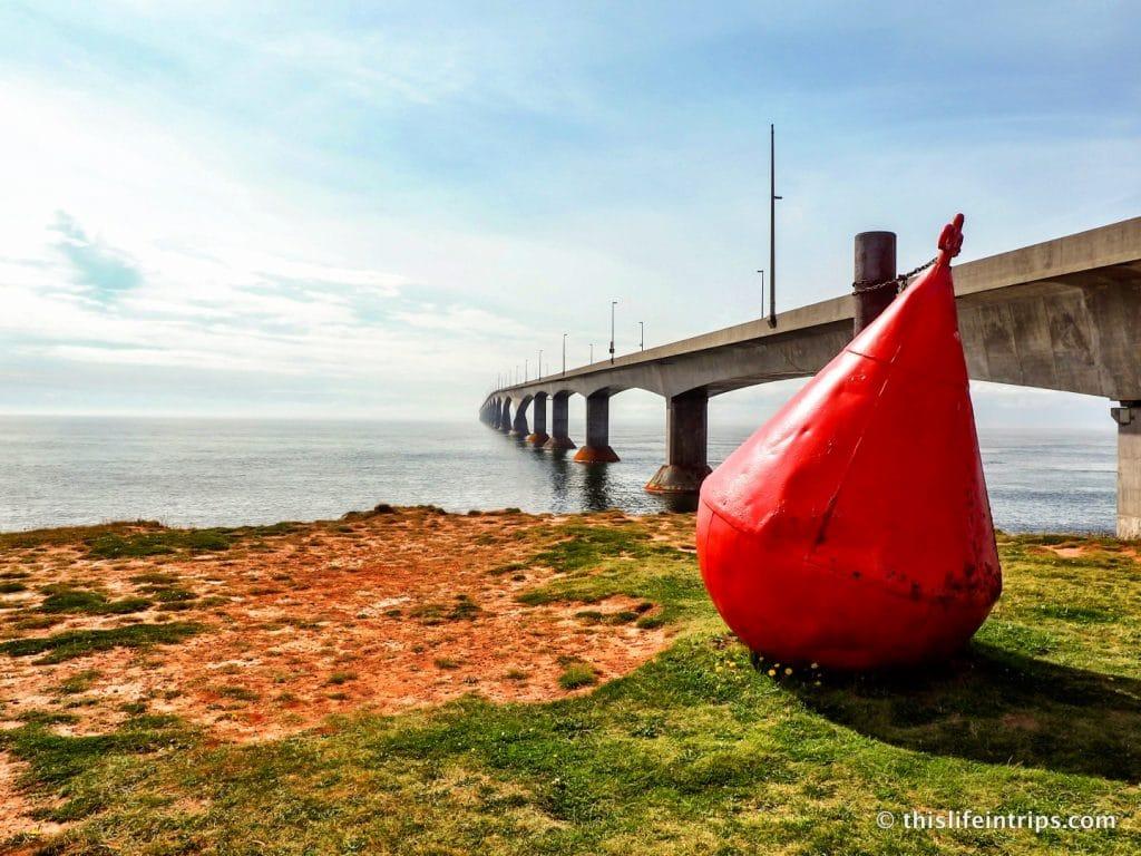 Visiting Prince Edward Island highlights - Confederation Bridge