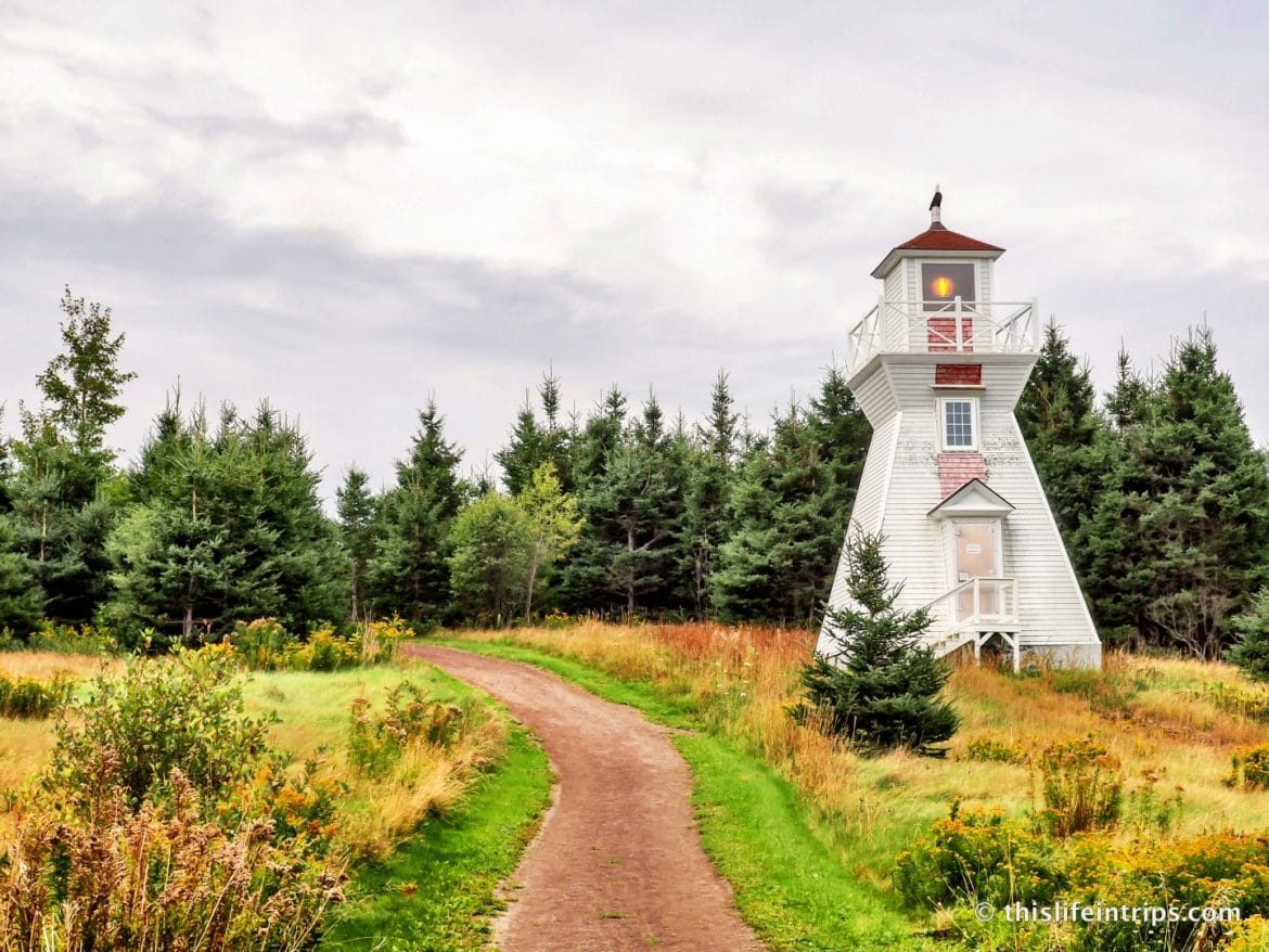 Visiting Prince Edward Island highlights - Fort Amherst