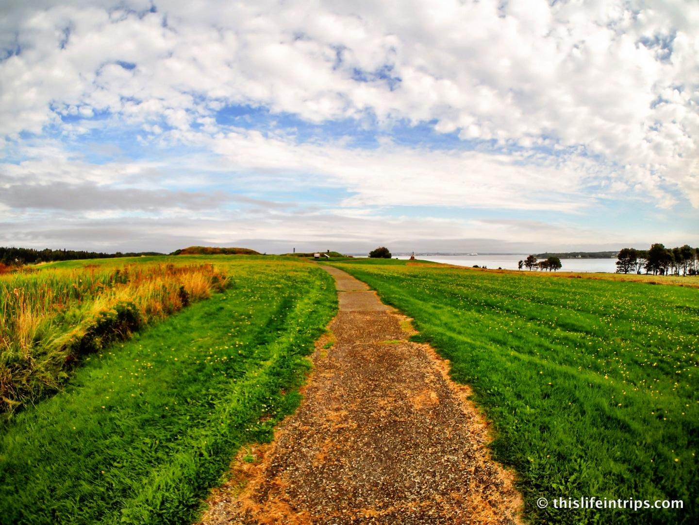 Visiting Prince Edward Island highlights - Fort Amherst