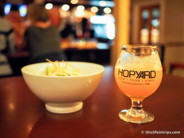 Visiting Prince Edward Island highlights - Hopyard