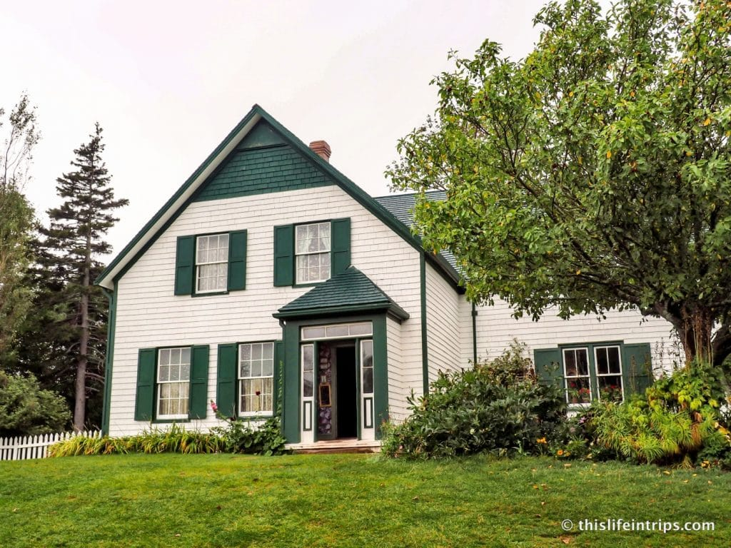 Visiting Prince Edward Island highlights - Anne of Green Gables