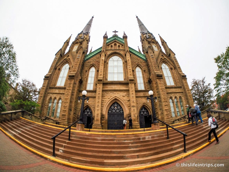 Visiting Prince Edward Island highlights - Charlottetown
