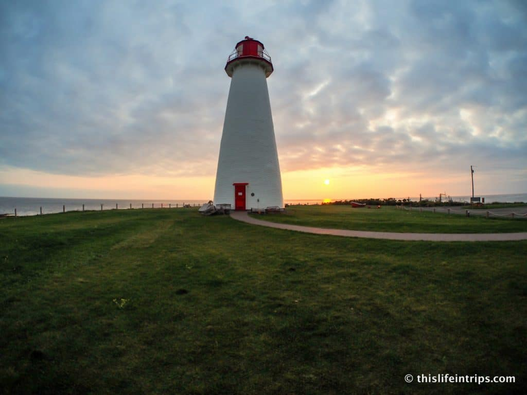Visiting Prince Edward Island highlights - Point Prim