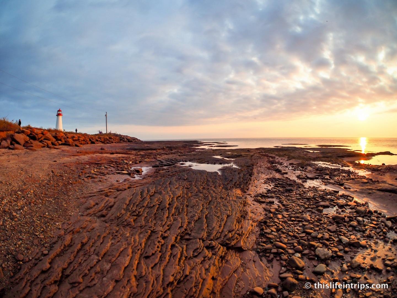 Visiting Prince Edward Island highlights - Point Prim