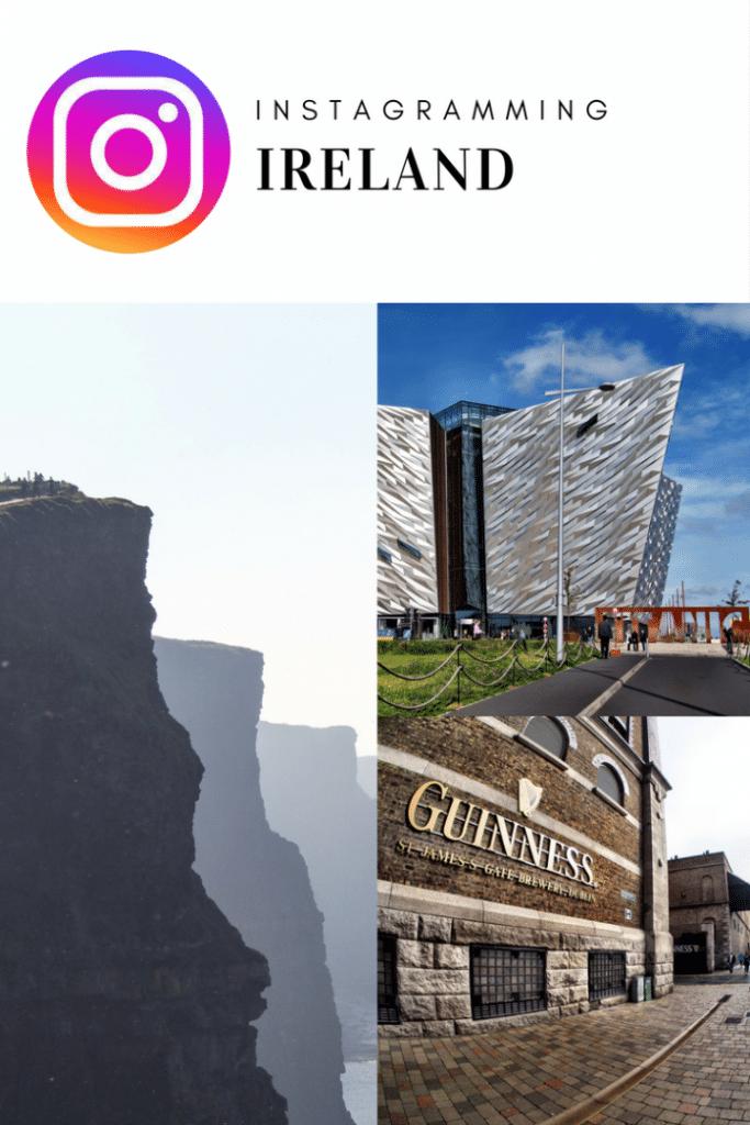 Instagramming Ireland