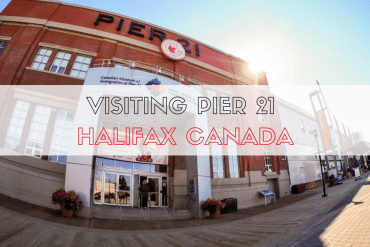 Visiting Pier 21 in Halifax – Now More Than Ever