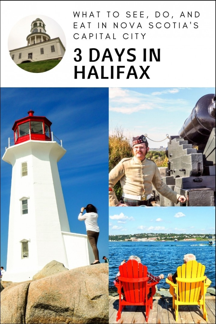 Halifax Highlights in 3 Days | What to See, Do & Eat in Nova Scotia's Capital