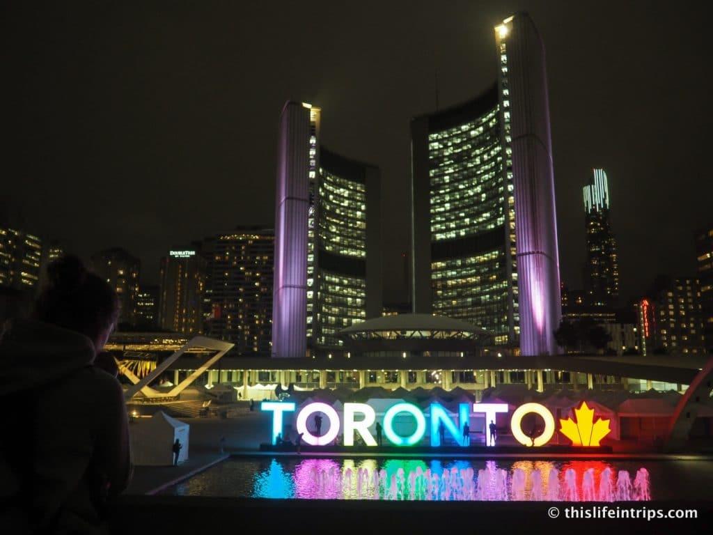 48 Hours in Toronto