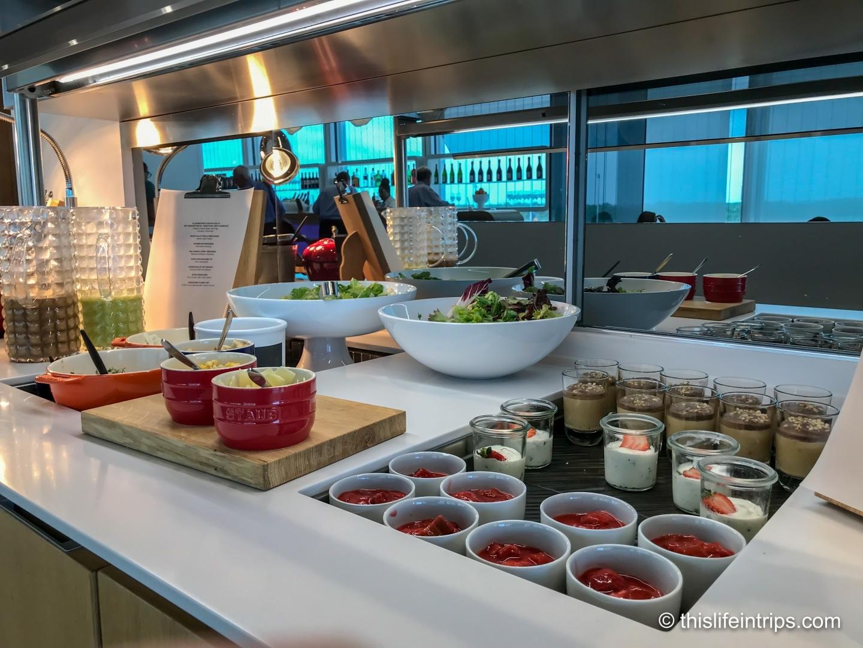 Munich Lufthansa Lounge Review
