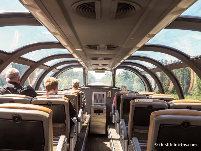 Via Rail Prestige Park Car