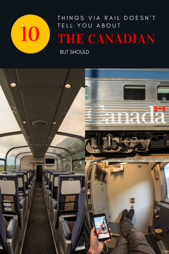 10 Things VIA Rail Doesn\'t Tell You About \