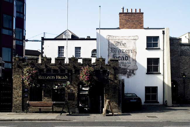 Pubs of Two Cities: Touring the Best Bars in Ireland's Capital's