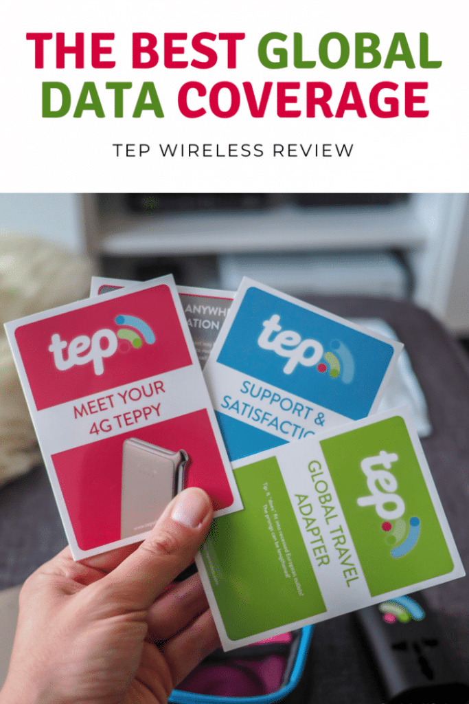 TEP Wireless 2018 Review Take Two – Global Coverage, One Device