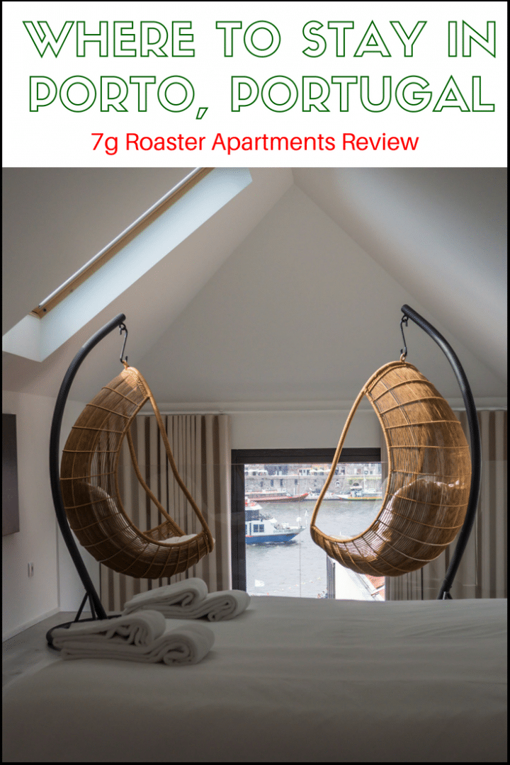 Heading to Portugal? Do you love coffee & wine? Then this is for you. Read on for my 7g Roaster Apartments Review for my pick on where to stay in Porto.