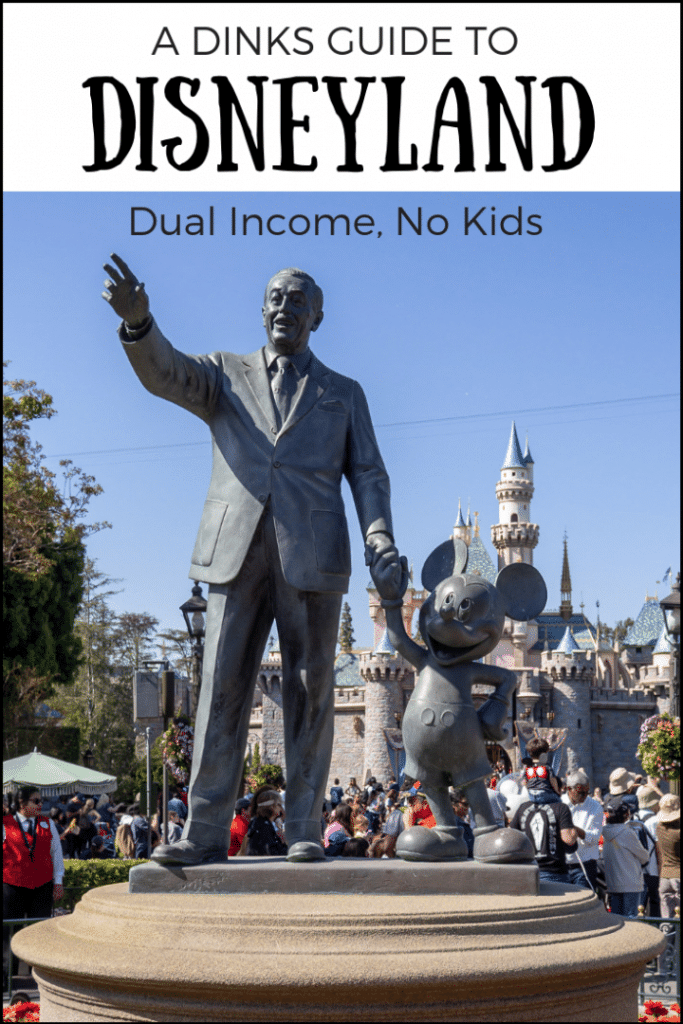 A DINKS Guide on How NOT to do Disneyland