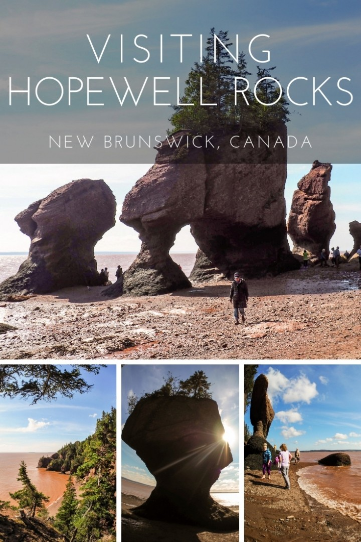 Tips on visiting Hopewell Rocks