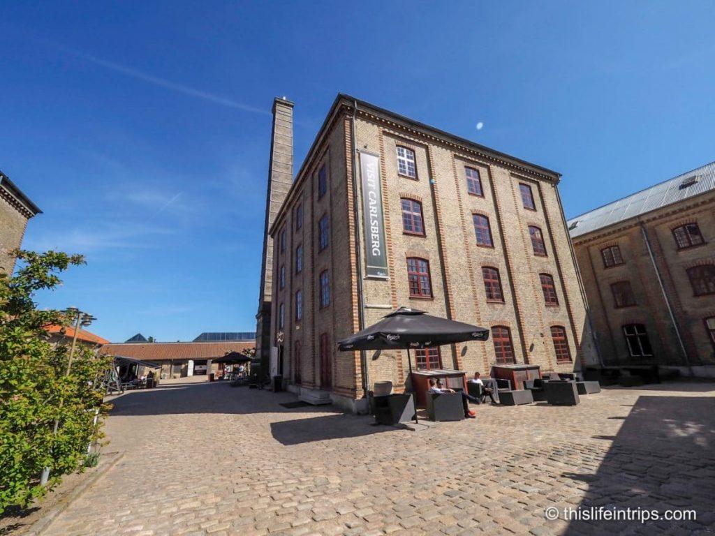 Visiting Carlsberg Brewery in Copenhagen