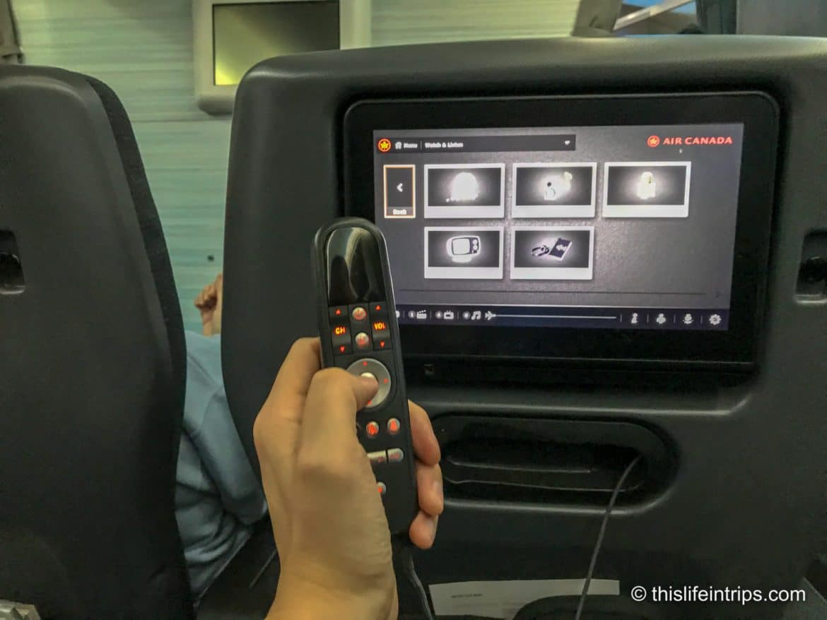 Air Canada Premium Economy review