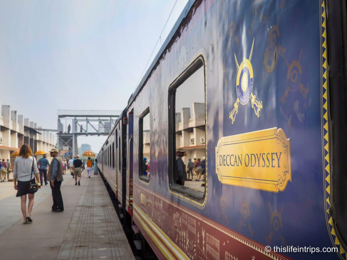 The Deccan Odyssey Indian Sojourn Review