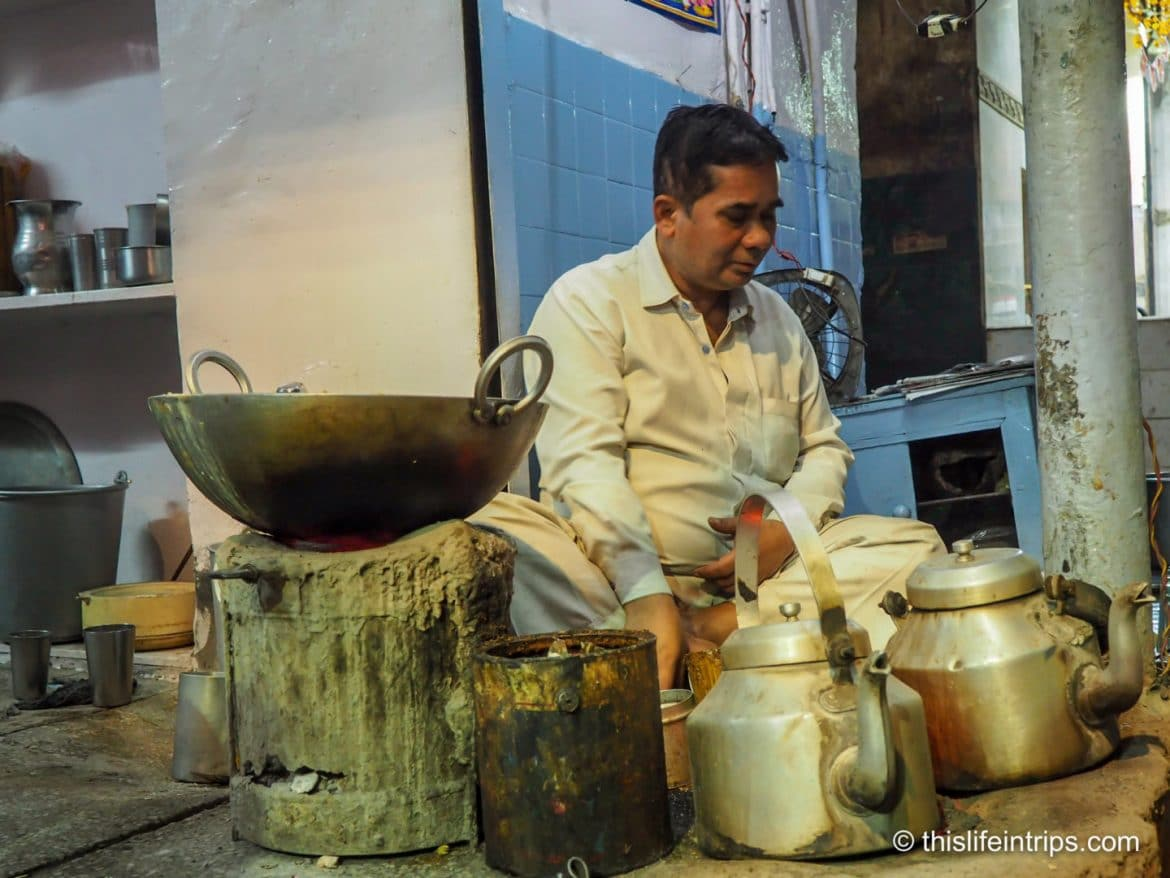 Delhi Walks Food Tour review