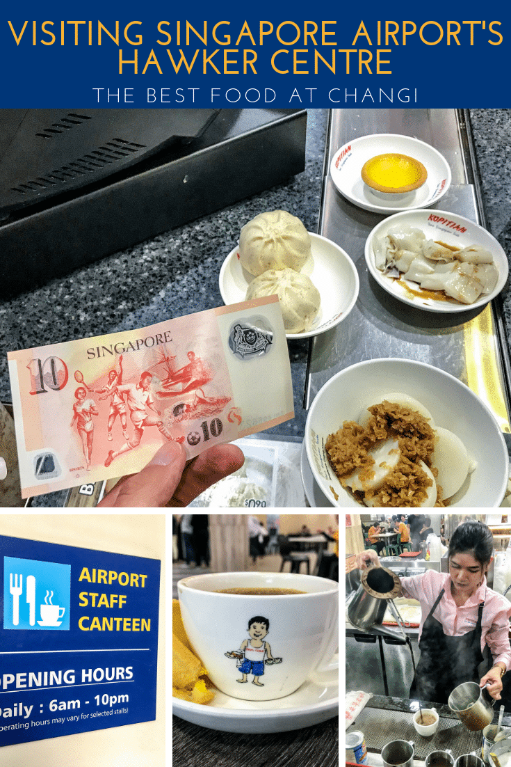 Looking for the Best Food in Changi Airport? Head to the Employee Canteen Hawker Centre