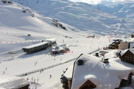 Val Thorens Skiing Vacations