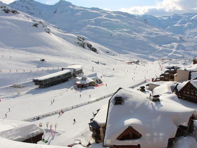 Val Thorens Skiing Vacations
