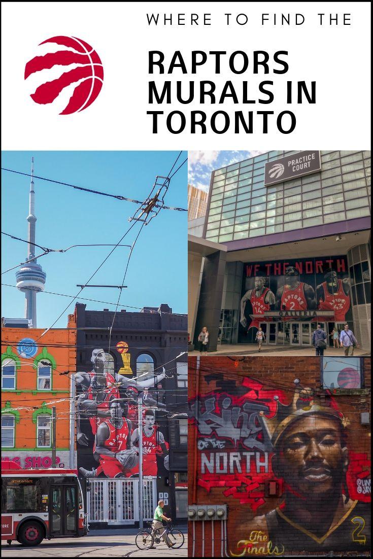 Where's the Kawhi Mural in Toronto? Follow this Raptors Fan Walking Tour
