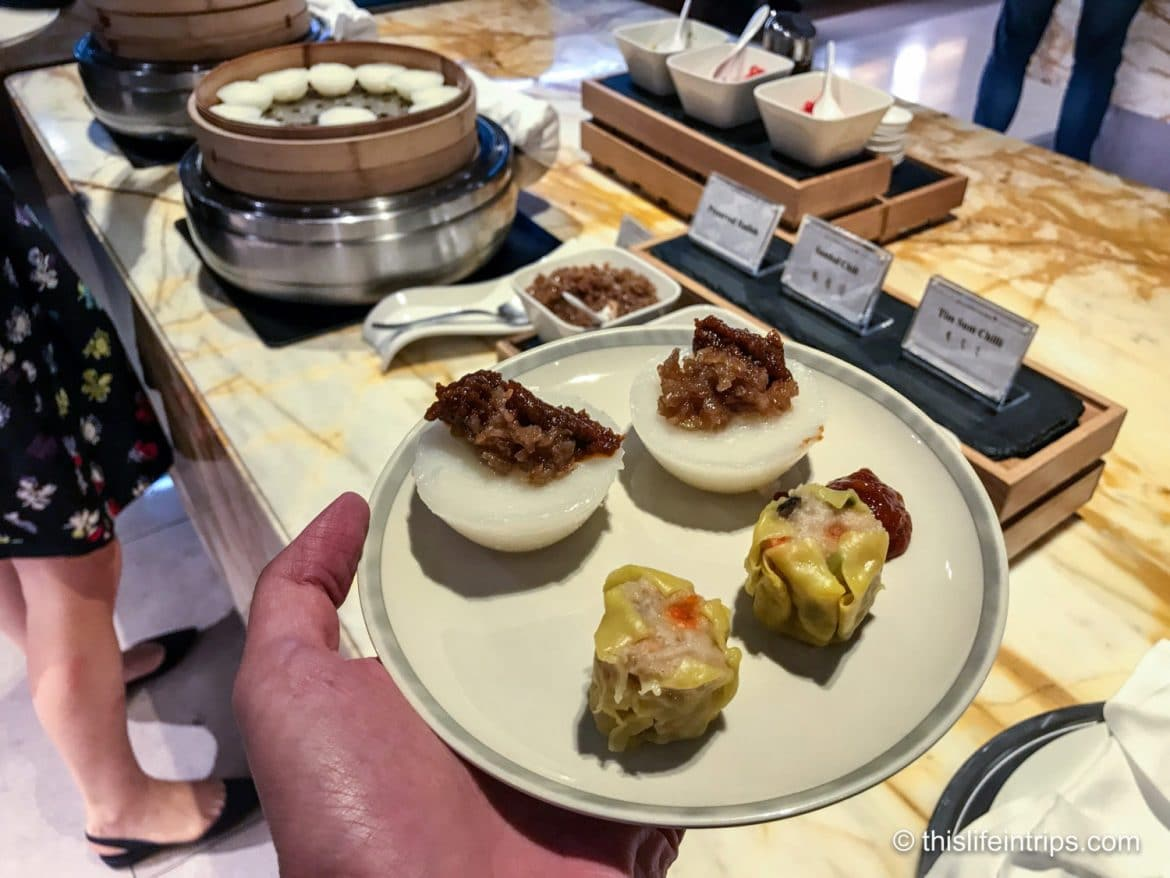 Singapore Airlines SilverKris Lounge Review | Changi Airport, Singapore