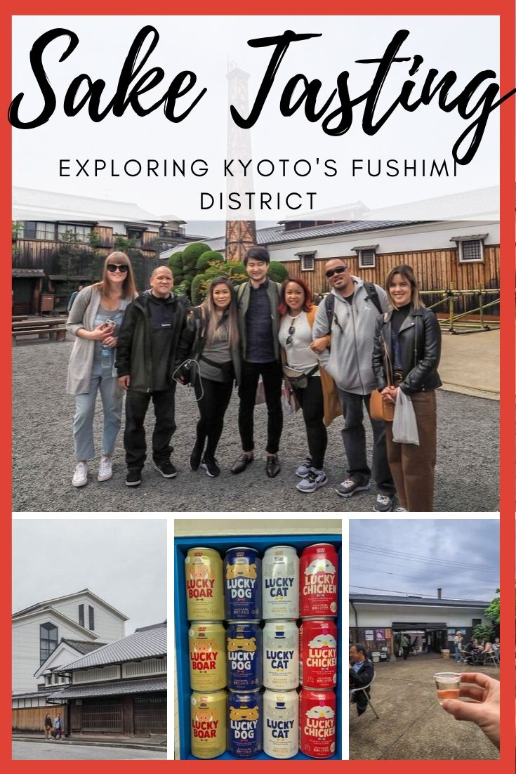 Sake Tasting in Kyoto's Fushimi District with Magical Trip