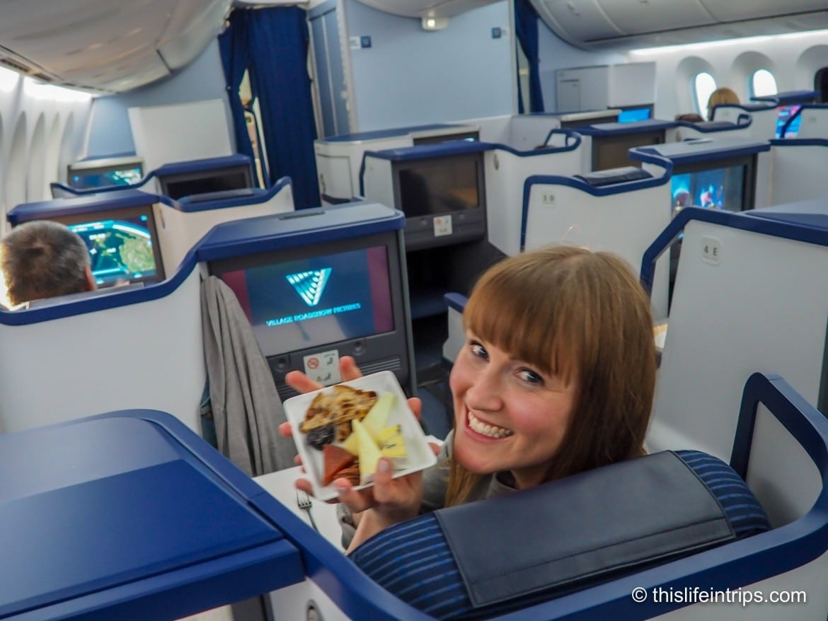Review: ANA 787-9 Business Class - Vancouver to Tokyo