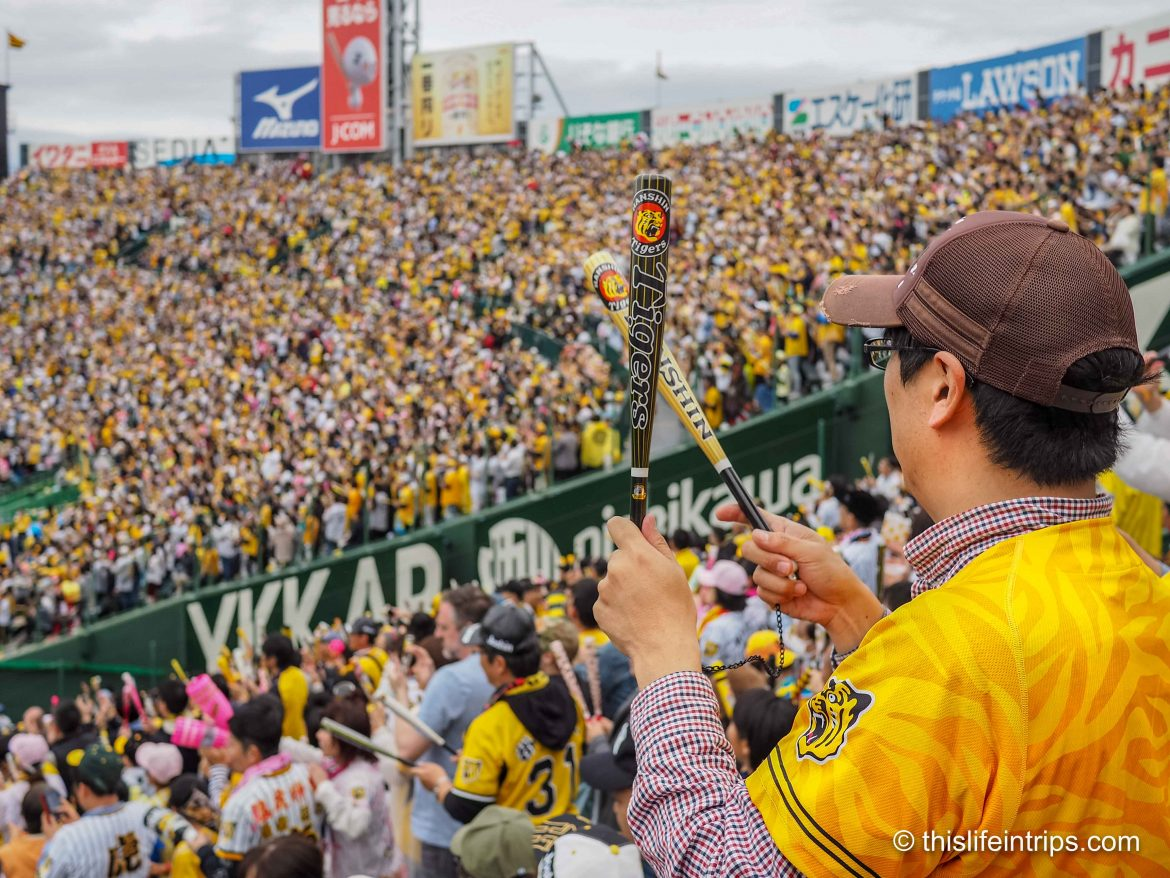 A Visitor's Guide to Japan Baseball - Tips, Tickets, & Etiquette