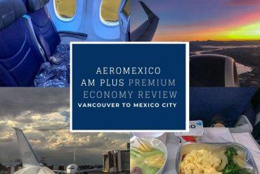 Is AeroMexico AM Plus Premium Economy Worth it?
