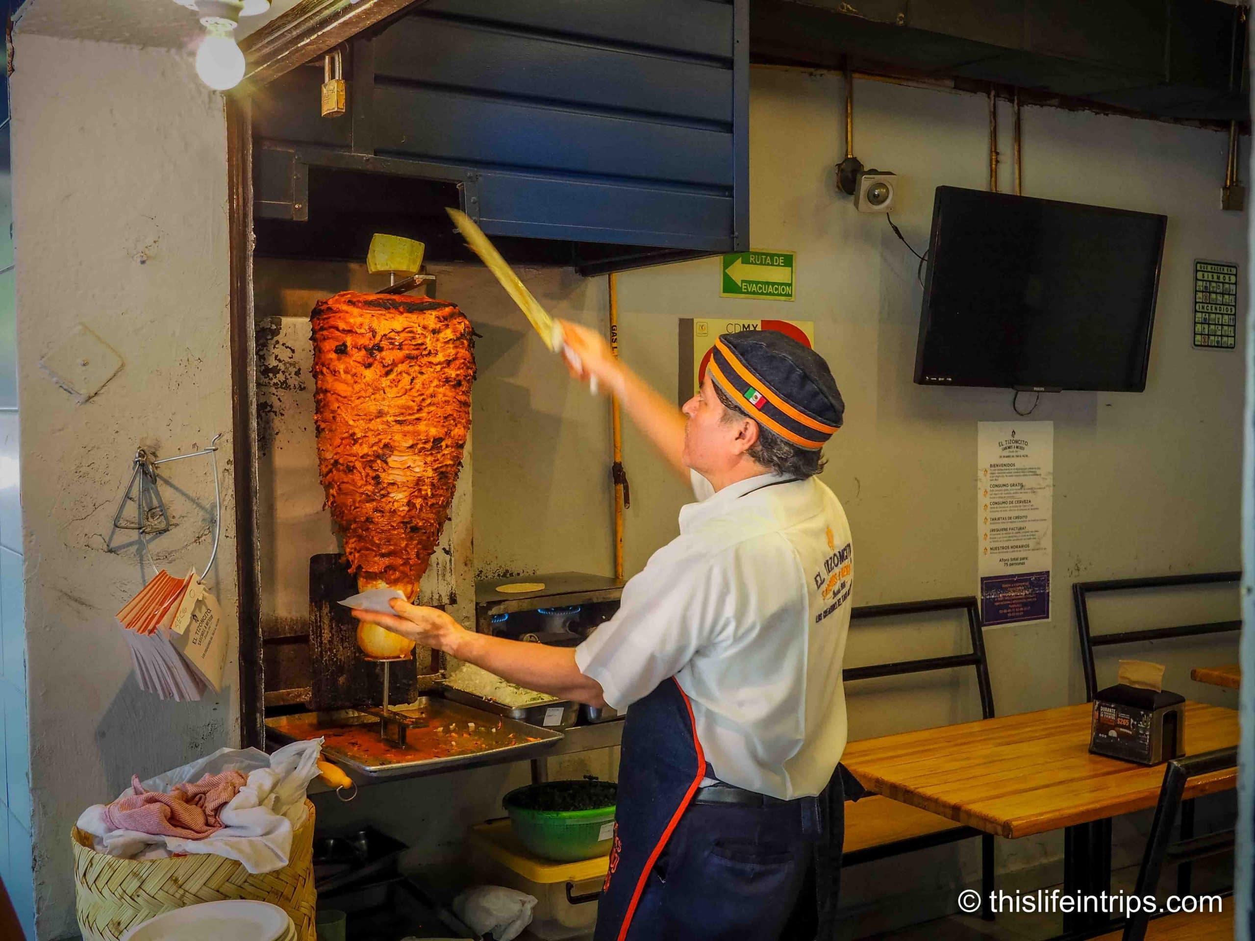 La Condesa Taquerias With Tasty Bites Mexico City Food Tour