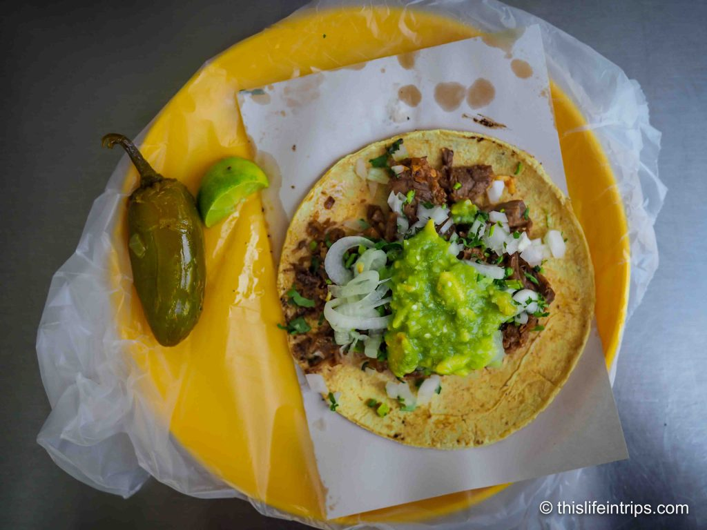 La Condesa Taquerias With Tasty Bites Mexico City Food Tour