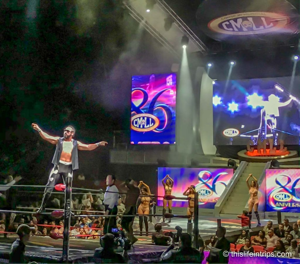 Lucha Libre Mexico City - How to Buy Tickets, Drinks, and Enjoy the Show