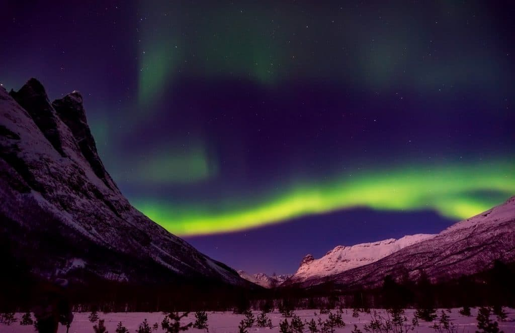 reasons to visit Norway in the Winter